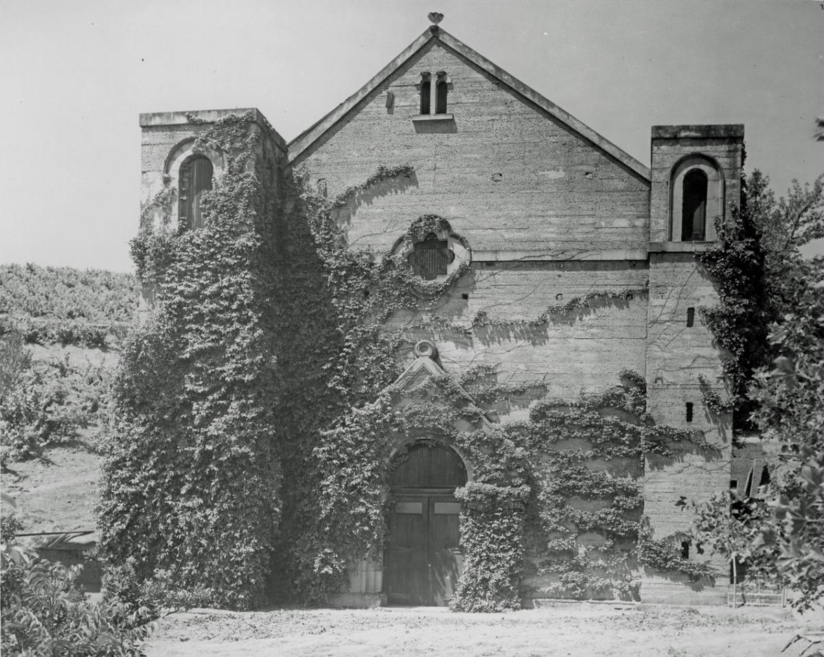 Paul Masson's Cellar